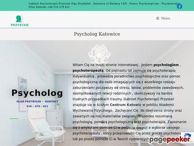 Gabinet Psychoterapii Przystań w Katowicach