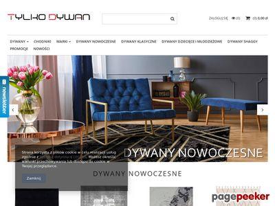 TylkoDywan.PL - Największy sklep internetowy z dywanami