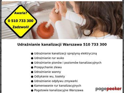 Udraznianiekanalizacji.eu Wawer