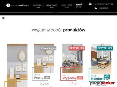 Nowoczesne wnętrza zapewnia DekorProjekt Warszawa