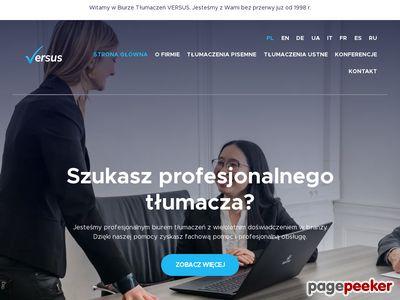 System Tłumaczeń Symultanicznych