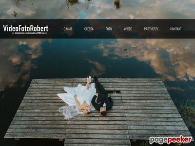 VIDEO FOTO ROBERT fotograf + kamerzysta