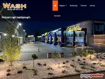 WashSerwis - myjnie bezdotykowe Warszawa
