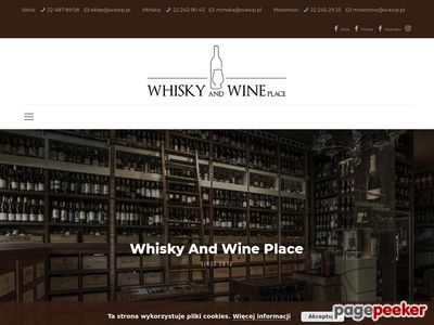 Whisky And WinePlace Warszawa