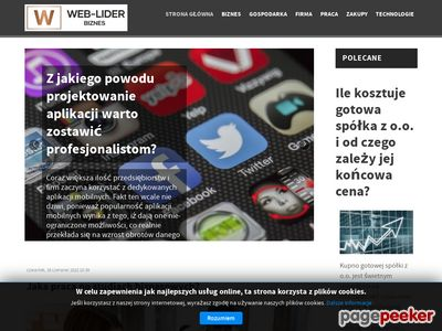 Moderowany katalog seo - Web-lider.com.pl