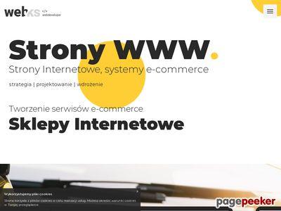 Webks.pl - Projektowanie stron www