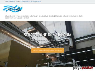 Usługi klimatyzacyjne Warszawa