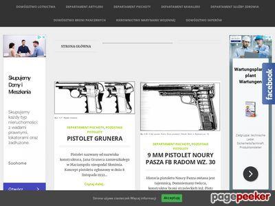 Encyklopedia Uzbrojenia II RP