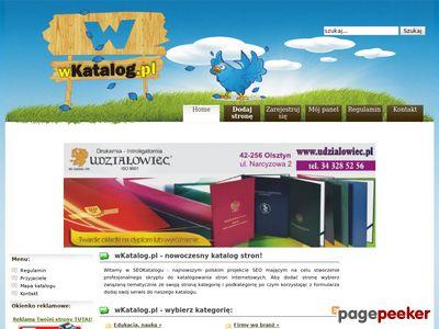 wKatalog - nowoczesny katalog stron seo