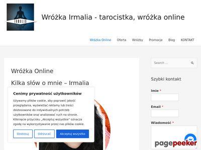 Wróżka Tarocistka, Wróżka Online, Irmalia Tarot, wróżby