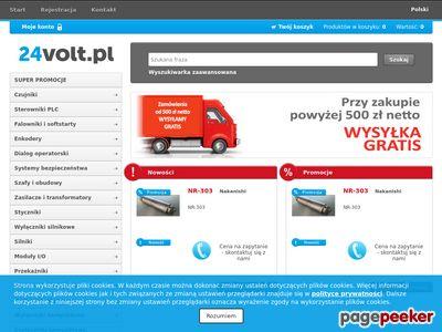 Sklep internetowy 24volt.pl