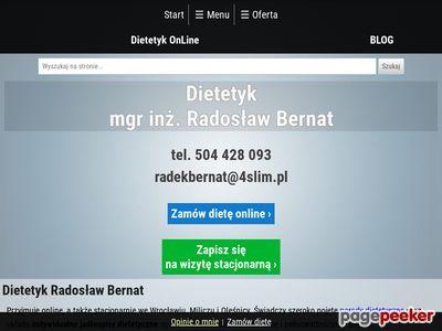4SLIM Dietetyk Wrocław i Dietetyk Online