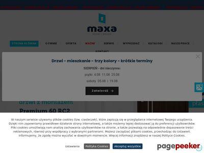 ABRA SP. Z O.O. brama garażowa Szczecin