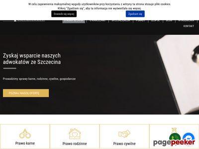 ŁUKSZ WĘGŁOWSKI kancelarie adwokackie Świnoujście