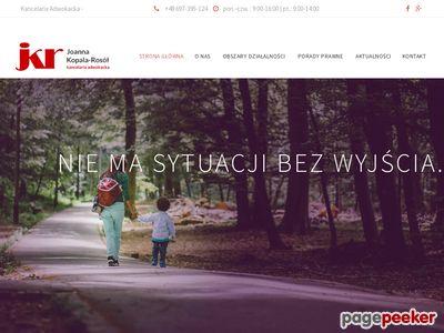 Kancelaria adwokacka - adwokatkopala.pl