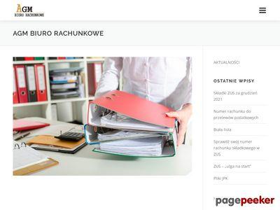 Agm.gda.pl - biuro rachunkowe
