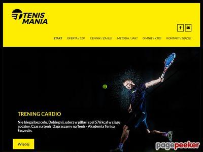 Nauka tenisa Szczecin