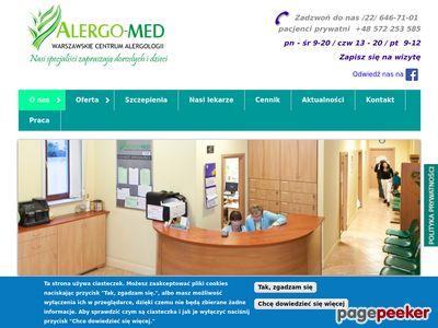 Alergia u dzieci - Alergo-med