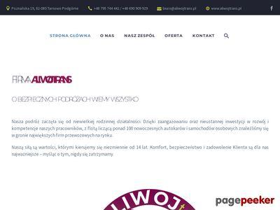 Przewozy autokarowe Poznań