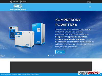 Kompresory powietrza - Almig