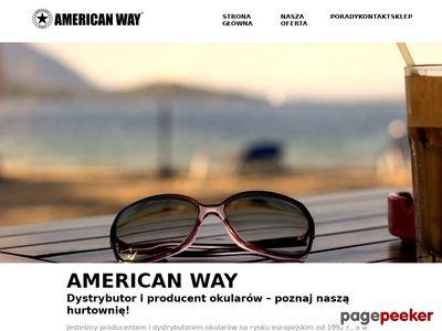 Akcesoria do pływania - www.americanway.com.pl