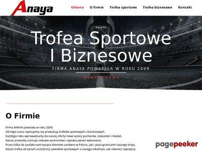 Anaya - puchary