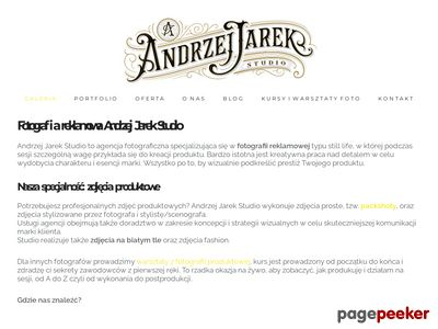 Fotografia produktowa, reklamowa, mody, packshot – Katowice