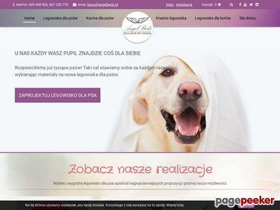 AngelBeds - ekskluzywne legowiska dla psa