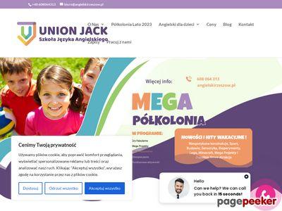 Union Jack - półkolonie Rzeszów