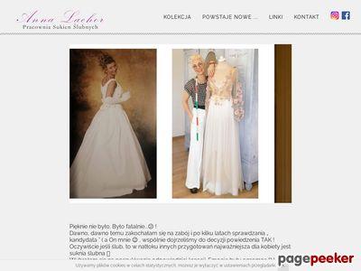 Anna Lachor Salon sukien ślubnych