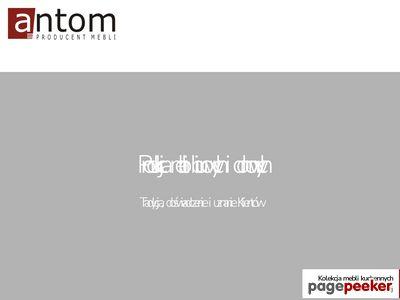 Meble biurowe Warszawa - Antom: Producent mebli biurowych