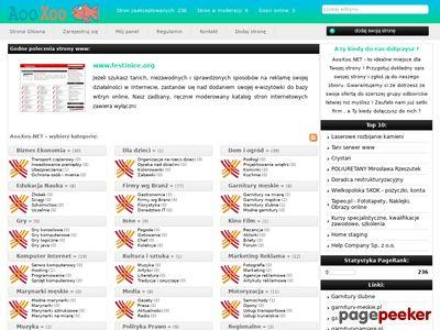 Tylko wartościowe strony - AooXoo.NET