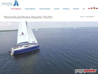 Http://www.aquatic-yachts.pl