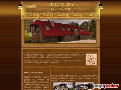 Arizona City noclegi