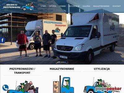 Przeprowadzki Gdańsk Sopot Trójmiasto