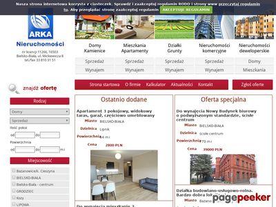 Nieruchomości Bielsko-Biała