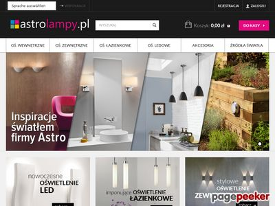astrolampy.pl - Lampy Astro Lighting