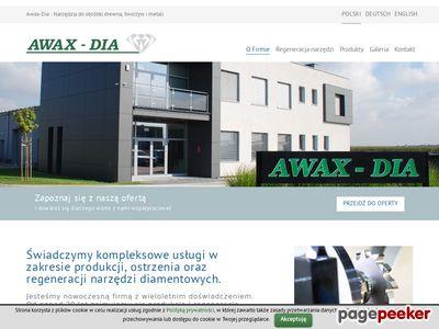 Narzędzia diamentowe Awax-dia