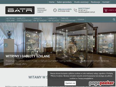 Przedsiębiorstwo Handlowo-Usługowo-Produkcyjne BATR