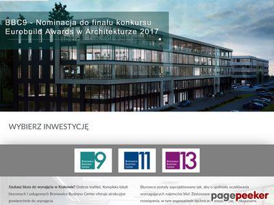 Biuro wynajem Kraków - herbewo.krakow.pl
