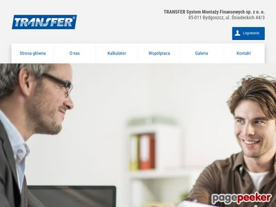 Szybka pożyczka - Bydgoski Dom Aukcyjny TRANSFER