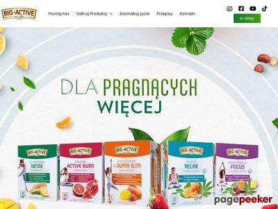 Herbata Big-Active | Dopełnienie dobrych chwil