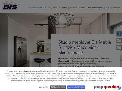 Kuchnie na wymiar na www.bis-meble.com.pl