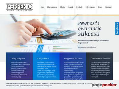Biuro rachunkowe w Krakowie - Perfekto