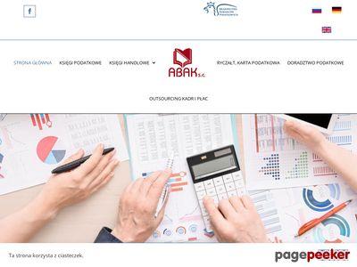Biuro rachunkowe z Łodzi