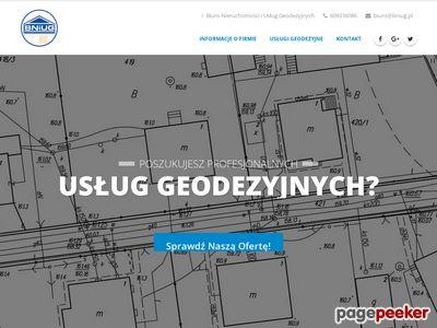 Geodeta Lublin, Łęczna, Uścimów
