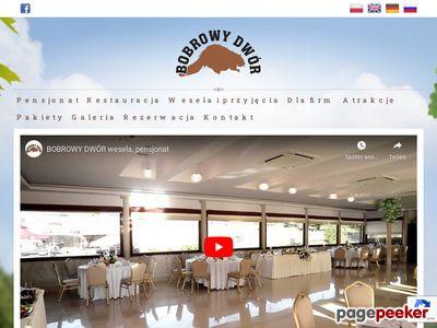 Pensjonat i Restauracja Bobrowy Dwór