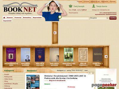 Księgarnia Internetowa Booknet