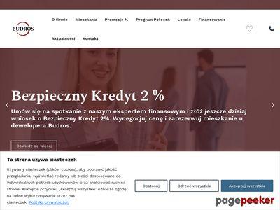 Deweloper Budowlany z Gdańska - Budros