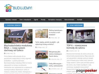 Projektowanie domu - BUDUJEMY.org.pl